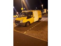 Ford transit mk7 spares or repairs