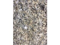36 granite stone setts, each one approx. 32cm x 22cm x 14cm.