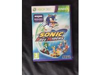 Xbox 360 sonic game