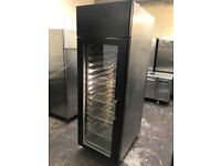 Williams commercial upright fridge, pass through catering or bakery fridge