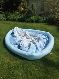 2X 10 Foot Swimming Pools.