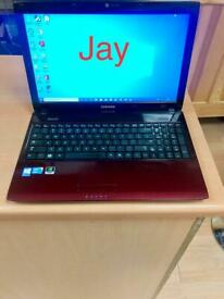 Fast i3 4GB Samsung HD Laptop Massive 500GB,Window10,Microsoft office,ready,Excellent condition