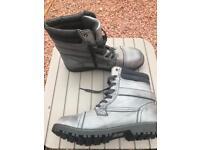Ladies doc Martin type boots