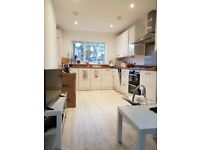 Double Bed Room in a brand new detached house