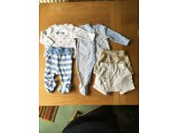 Baby Clothes 0-3 months Boots Mini Club, Mothercare