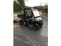 Polaris ranger diesel utility vehicle atv quad tractor