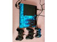 PlayStation 3 Slimline - 20 Games - 3 Controllers