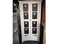 Bespoke Shabby chic pantry kitchen cupboard