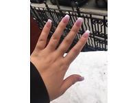 Mobile acrylic nails, mobile manicure, mobile pedicure