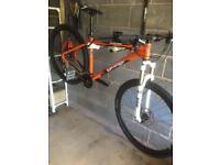 Orange Clockwork S Mountain Bike