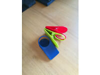 Camping Cup holders x 3