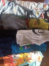Pyjama bundle size 3-4 years