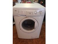 Zanussi - Electrolux Washing Machine 6kg In Full Working Order. Tatty Appearance Free to collector