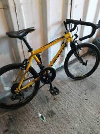 Racing bike junior