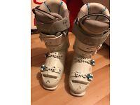 Women's head raptor ski boots size 24,5 (uk5)