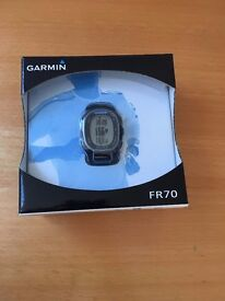Garmin FR70 sports watch