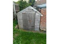 Wooden Shed 10 feet