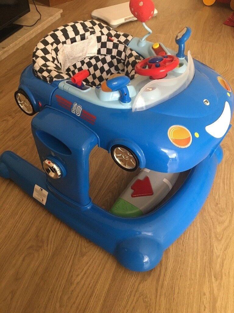 Mothecare baby walker