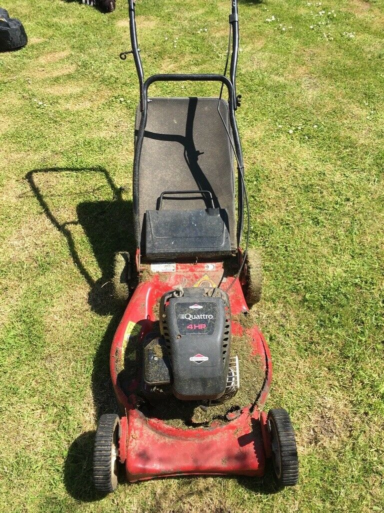 Briggs And Stratton 4hp Petrol Lawnmower In Great Yarmouth Norfolk Gumtree