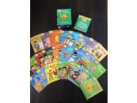 First reading and phonics books