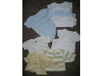 Bundle of 15 Tiny Baby Clothes Girl/Boy..