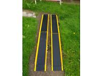 Extendable Wheelchair Access Ramps