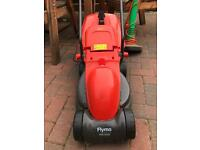 Flymo RE320 mower and strimmer