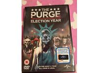 The purge Election Year DVD unopened