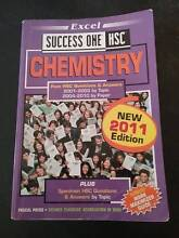 Excel Success One HSC Past Paper Book- Chemistry (2011 Edition) Finley Berrigan Area Preview