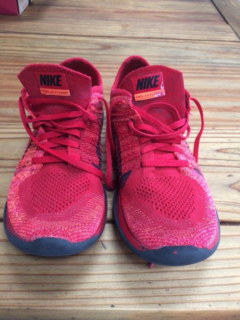 online store 18ca1 8d16d Nike Free 4.0 Flyknit Trainers Uk size 7 - As new condition | in  Bournemouth, Dorset | Gumtree