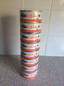 8 cans of chicken cat prescription diet