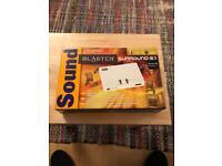 Creative SoundBlaster Surround 5.1 USB Soundcard