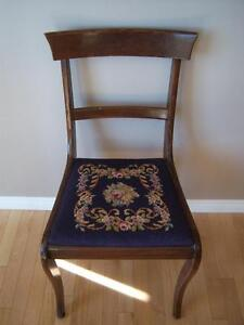 Tapestry Chair.