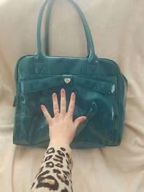Large Designer STORM handbag weekend cabin holiday bag