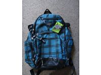 Various backpacks for sale at various prices all in excellent condition