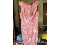 Coast dress brand new with tags size 14