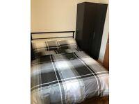 En suite furnished double bedroom