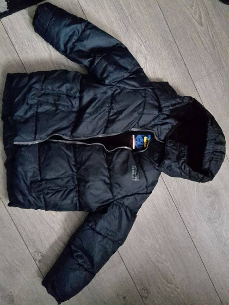 Winter jacket NEXT age 6in AberdeenGumtree - Used in very good condition my son just grew out very good quality rain resistance cover and fleece inside no wholes or stains txt me if you are interested in non smoking home