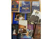 Royal Family Books. Large Collection in Pristine Condition