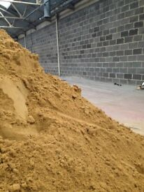 Yellow Building Sand (25kg)