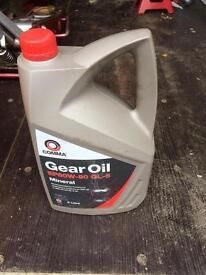 80/90 gear oil 5L