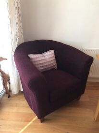 Marks and Spencer tub chair