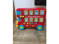 My First Carry Along Musical Sound Bus with Animal Sounds, Music & Songs