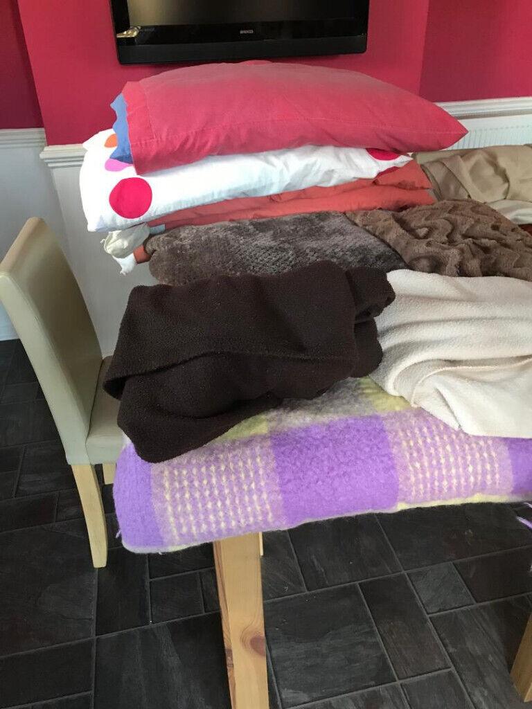 Dunelm memory foam pillow in Dudley for