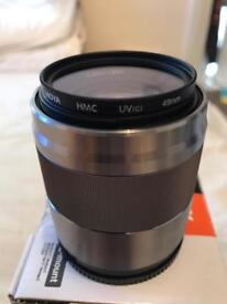 Sony lens sel50f18