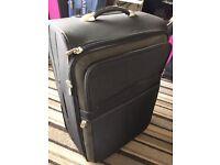 Black medium suitcase for sale £10