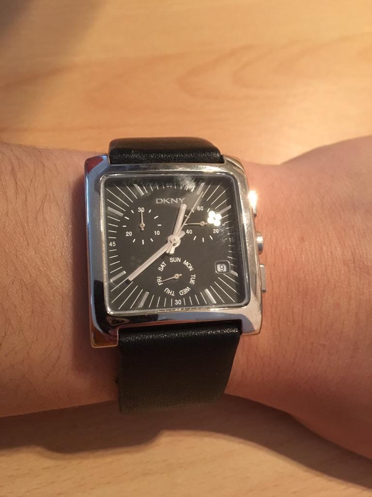 DKNY unisex watch