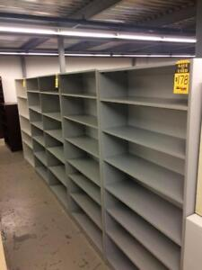 USED Office Furniture Laminate Bookcases