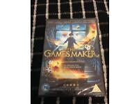 DVD the games maker
