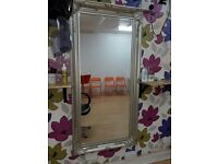 Long Frame Mirror